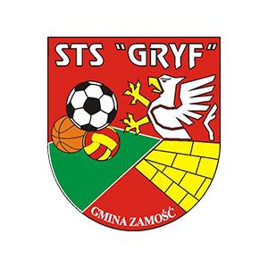 Herb klubu Gryf Gmina Zamość