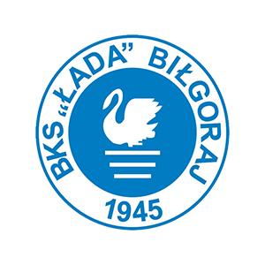 Herb klubu Łada 1945 Biłgoraj