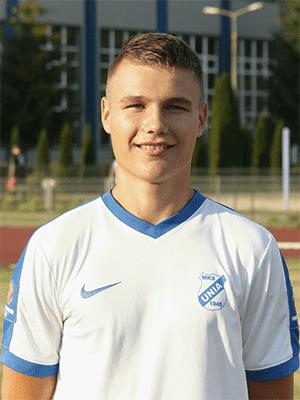 Zdjęcie członka Michał  Herda w klubie MKS Unia Hrubieszów