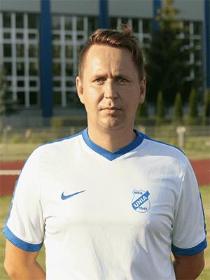 Zdjęcie członka Łukasz Kamiński w klubie MKS Unia Hrubieszów