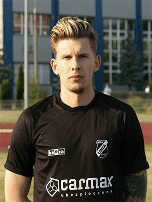 Zdjęcie członka Kamil Tomczyszyn w klubie MKS Unia Hrubieszów