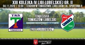 Tomasovia - Unia (zapowiedź meczu)