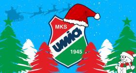 Unia Hrubieszów życzy Wesołych Świąt!