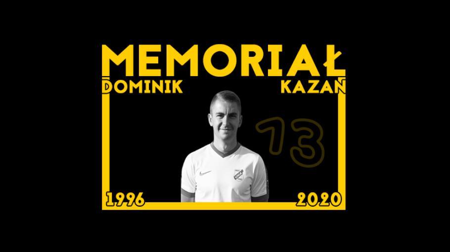Memoriał Dominika Kazana.