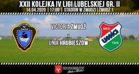 Victoria Żmudź 9-0 Unia Hrubieszów.