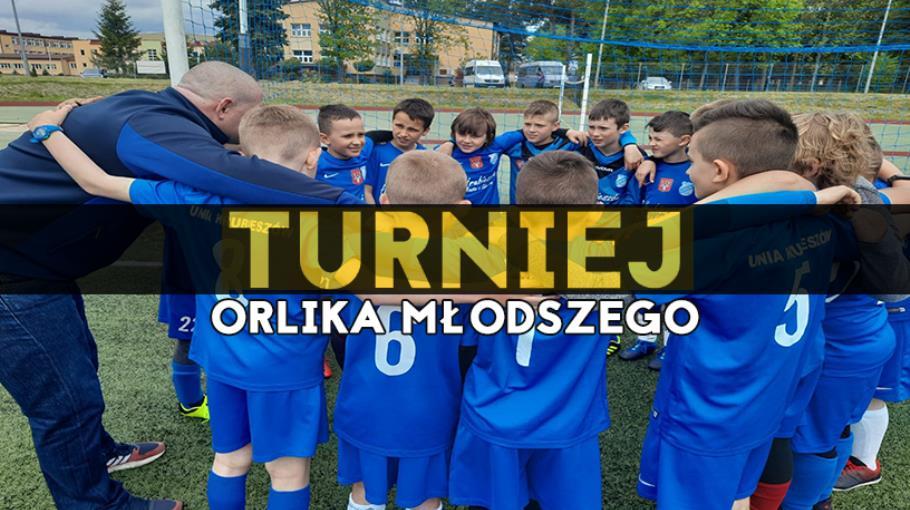Pierwszy turniej Orlika Młodszego.