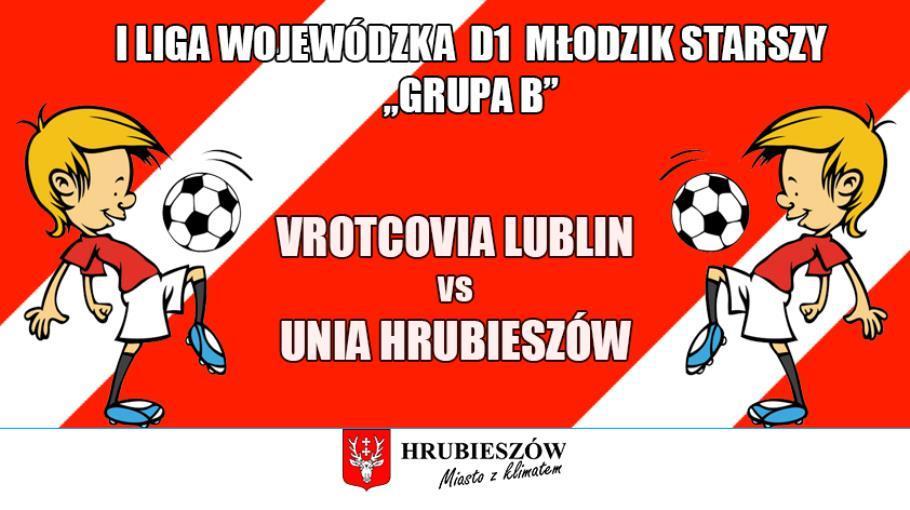 Zwycięstwo młodzików w Lublinie.