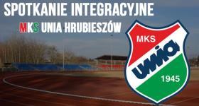 Spotkanie integracyjne  młodzieży Unii Hrubieszów.