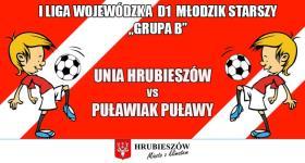 Remis młodzików z Puławiakiem Puławy.