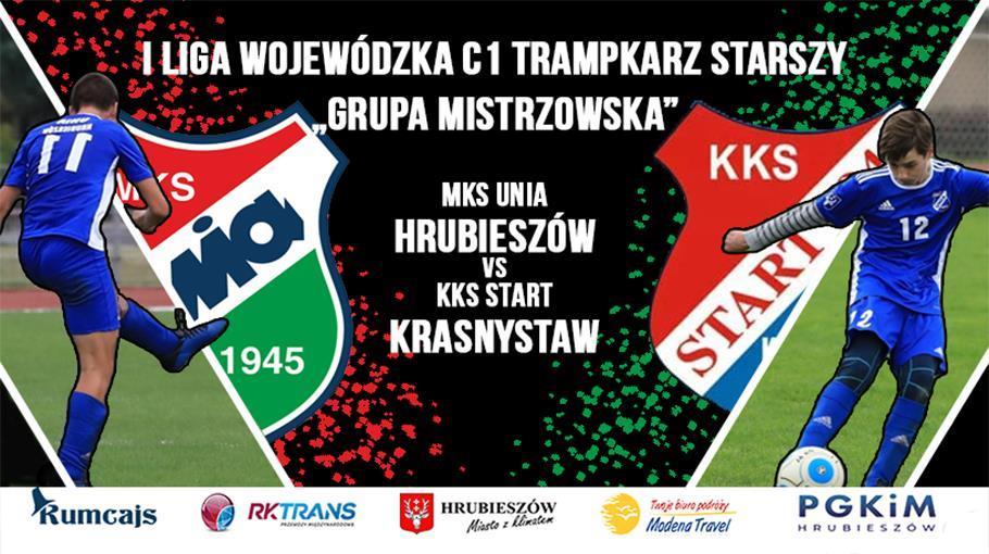 Przegrana trampkarzy ze Startem Krasnystaw.