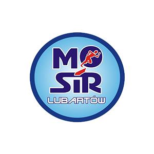 Herb klubu MOSiR Lubartów