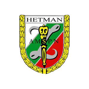 Herb klubu AMSPN Hetman Zamość