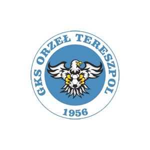 Herb klubu Orzeł Tereszpol
