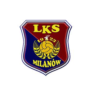 Herb klubu LKS Milanów