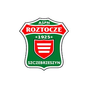 Herb klubu Roztocze Szczebrzeszyn