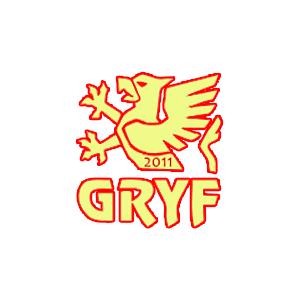 Herb klubu Gryf II Gmina Zamość