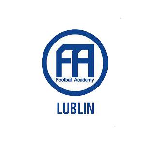 Herb klubu UKS FOOTBALL ACADEMY LUBLIN