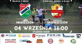 Zdecydowane zwycięstwo Unii Hrubieszów.
