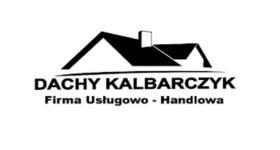 Podziękowania dla firmy Dachy Kalbarczyk.