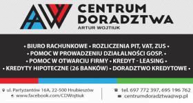 Centrum Doradztwa - Artur Wojtiuk wspiera Unię !