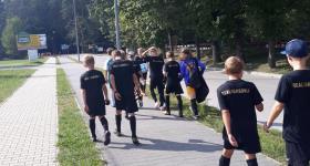 Obóz w Krasnobrodzie