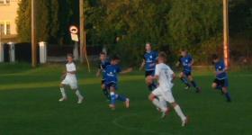 Mecz z Football Talents