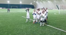 Mecz z Football Academy