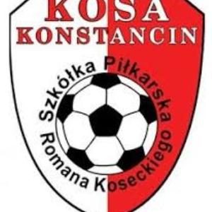 Herb klubu MUKS Kosa Konstancin