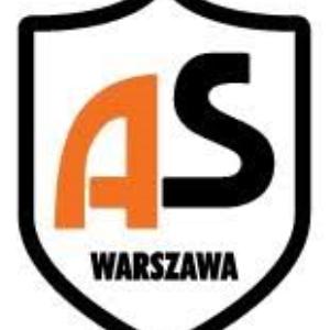 Herb klubu Akademia Sportu Warszawa