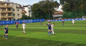 KS Zwar W-wa - Real Varsovia CF