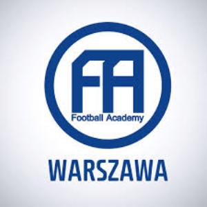 Herb klubu Football Academy Warszawa