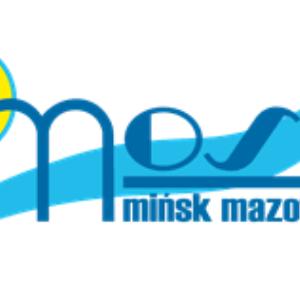 Herb klubu Mosir Mińsk Mazowiecki