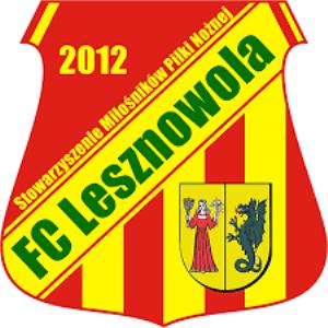 Herb klubu FC Lesznowola