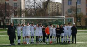 Football Academy Warszawa - Real Varsovia 2008 obrazek 1