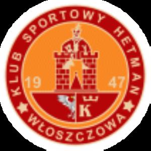Herb klubu HETMAN Włoszczowa