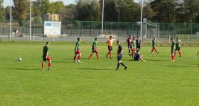 Seniorzy: Unia 0-2 Klimontowianka fot. Luz i Zapał