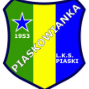 Herb klubu PIASKOWIANKA Piaski