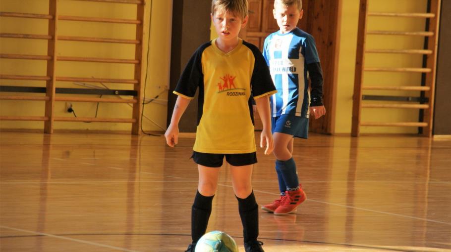 Młodzik młodszy: Juventa 3-1 Klimontowianka