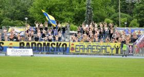 Najpierw z RKS Radomsko.