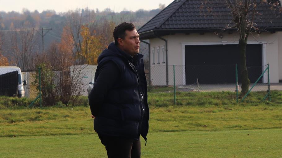 Łukasz Szymański dalej trenerem pierwszej drużyny