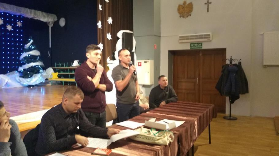 Klimontowianka ma nowe władze!