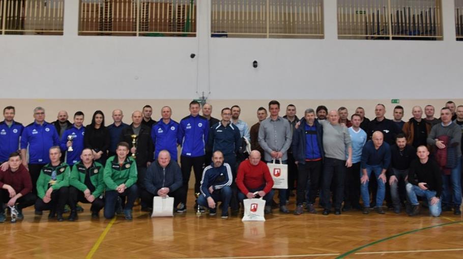 XV Halowy Turniej Piłki Nożnej ,,Oldboys''