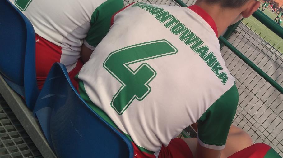 Młodzik młodszy: Kadet 1-0 Klimontowianka