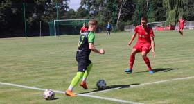Liga: Orlęta Kielce 0:5 Klimontowianka Klimontów. obrazek 1