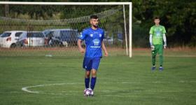 Konrad Małaczek piłkarzem Klimontowianki