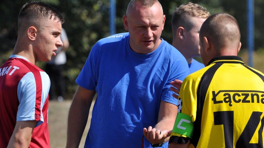Rafał Rzeszutek sędzią meczu z Orlętami