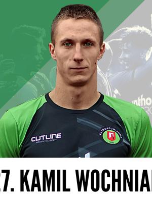 Zdjęcie członka Kamil Wochniak w klubie Klimontowianka Klimontów