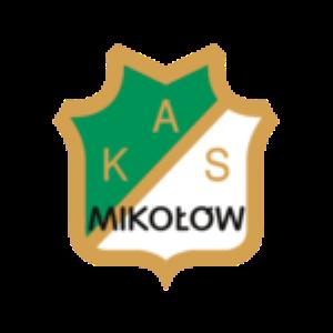 Herb klubu AKS II MIKOŁÓW