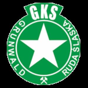 Herb klubu GKS GRUNWALD RUDA ŚLASKA