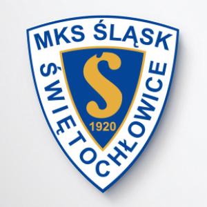 Herb klubu MKS ŚLĄSK II ŚWIĘTOCHŁOWICE